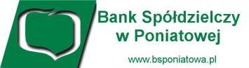 Bank Spółdzielczy w Poniatowej